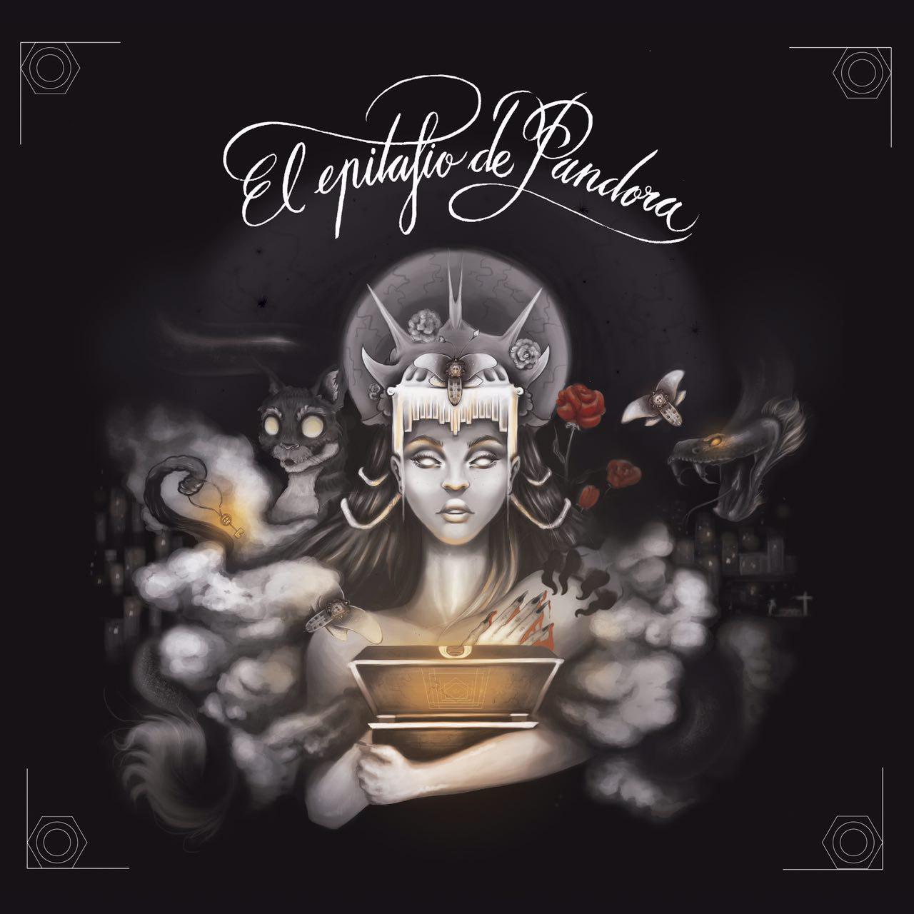 Xenon - El epitafio de Pandora (Tracklist)