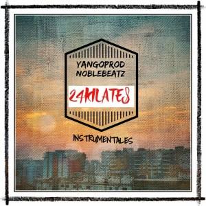Deltantera: Yangoprod y Noblebeatz - 24 kilates (Instrumentales)