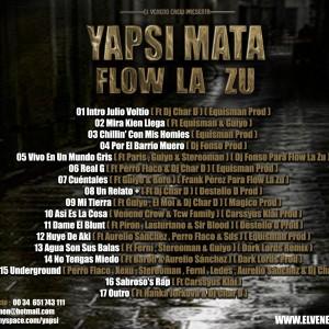 Trasera: Yapsi Mata - Flow la zu