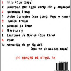 Trasera: Yeah Yon - Mixtape vol 1