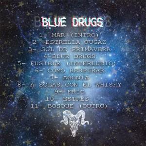 Trasera: Yeho fucker - Blue drugs
