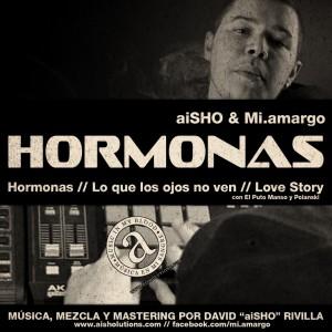 Deltantera: aiSHO y Mi.Amargo - Hormonas