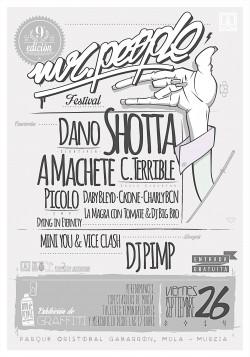 9º Mr.People Festival en Mula