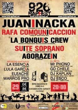 926 Rapfest en Ciudad real en Ciudad Real