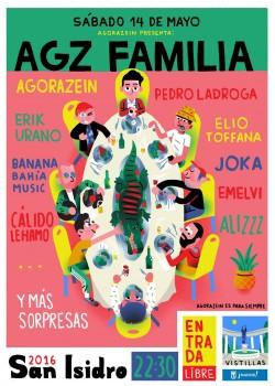 AGZ Familia en Madrid