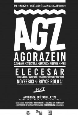 Agorazein y Elecesar en Vigo