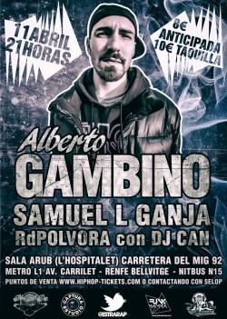 Alberto Gambino en Hospitalet De Llobregat