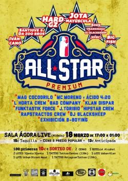 All Star Premium en Aldaia