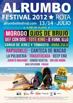 Alrumbo Fest 2012 en Rota