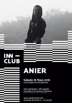 Anier en La Coruña