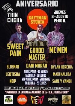 Aniversario de Kattman Studio en Málaga