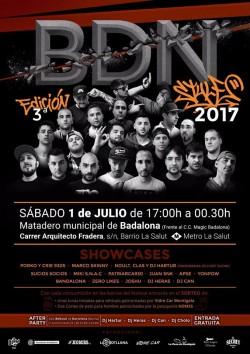 BDN Style 2017 en Badalona