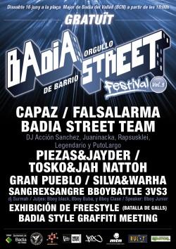 Badia Street Festival 2012