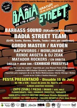 Badia Street Festival 2013 en Badia Del Valles