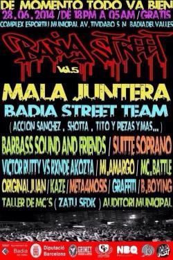 Badia Street Festival 2014 en Badia Del Valles