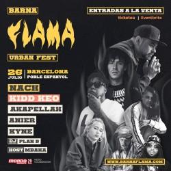 Barna Flama Fest en Barcelona