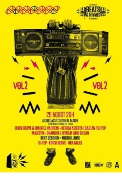 Beats & Rhymes BCN Vol. 2 en Barcelona