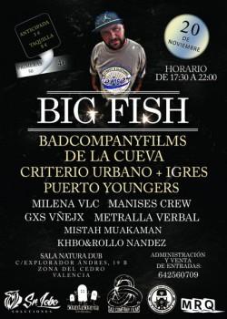 Big Fish en Valencia