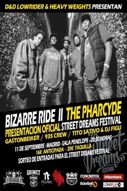 Bizarre Ride II The Pharcyde en Madrid