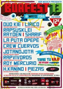 Boafest 2013 en Rivas-vaciamadrid