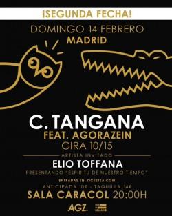 C. Tangana (2ºFecha) en Madrid