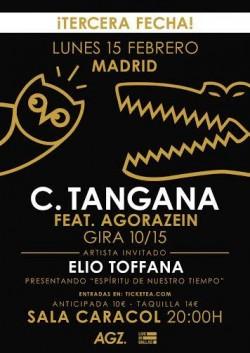 C. Tangana (3ºFecha) en Madrid