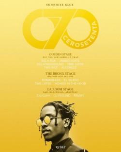 Cerosesenta 070: Golden 2º Aniversario en Alicante