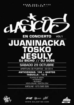 Clásicos en concierto Vol 1 en Córodba