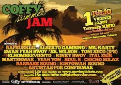 Coffy Summer Jam en Valencia