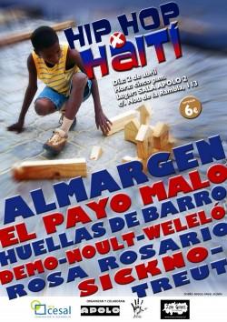 Concierto Benéfico por Haiti (Barcelona) en Barcelona