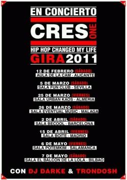Cres en Barcelona