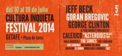 Cultura Inquieta Festival 2014 en Getafe