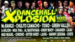 Dancehall Xplosion 14 en Bilbao