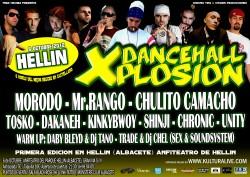 Dancehall Xplosion en Hellin