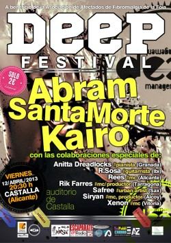 Deep Festival en Castalla