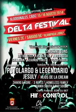 Delta Festival 2014 en Algodonales