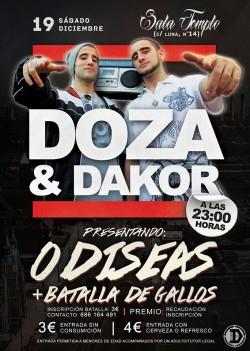 Doza y Dakor Forte en Almendralejo
