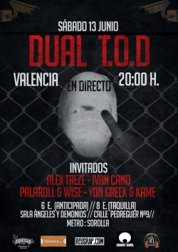 Dual T.O.D. en Valencia