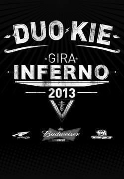 """Duo Kie presenta """"Inferno"""" en Logroño"""