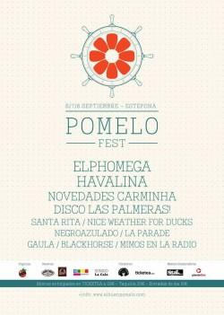 Elphomega en Pomelo Fest en Estepona