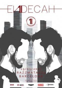 "Endecah presenta ""1|"" en Barcelona"