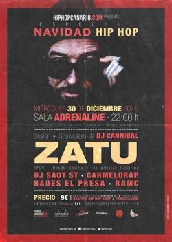 Especial Navidad Hip Hop en San Bartolomé de Tirajana