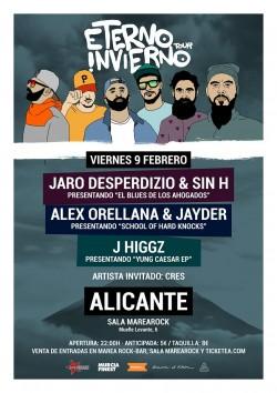 Eterno Invierno Tour en Alicante
