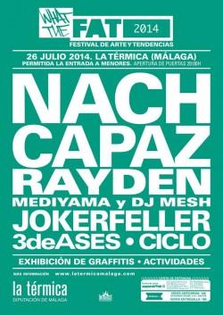 FAT Festival 2014 en Málaga