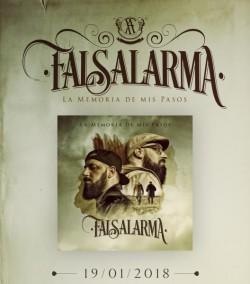 """Falsalarma gira """"La memoria de mis pasos"""" en Madrid"""