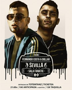 Fernandocosta y Dollar en Sevilla
