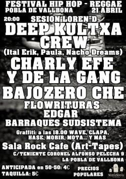 Festival Hip Hop - Reggae