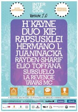 Festival Interrapción 2011 en Velilla De San Antonio