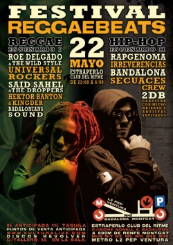Festival Reggaebeats (Badalona) en Badalona