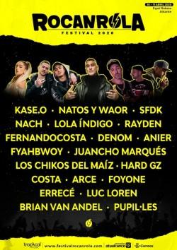 Festival Rocanrola en Alicante